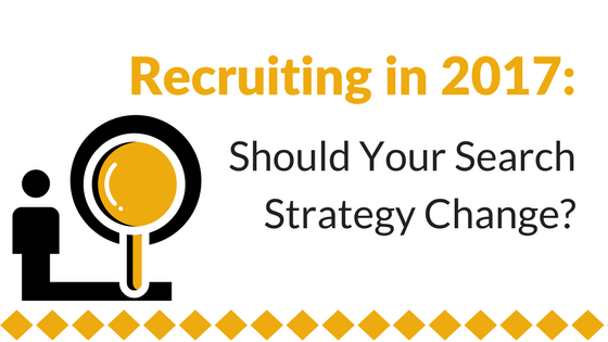 recruiting search strategy